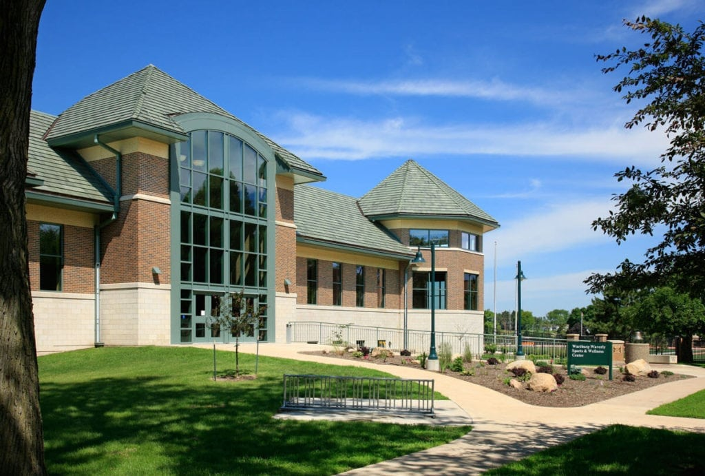 "The ""W"" - Wartburg-Waverly Sports & Wellness Center"