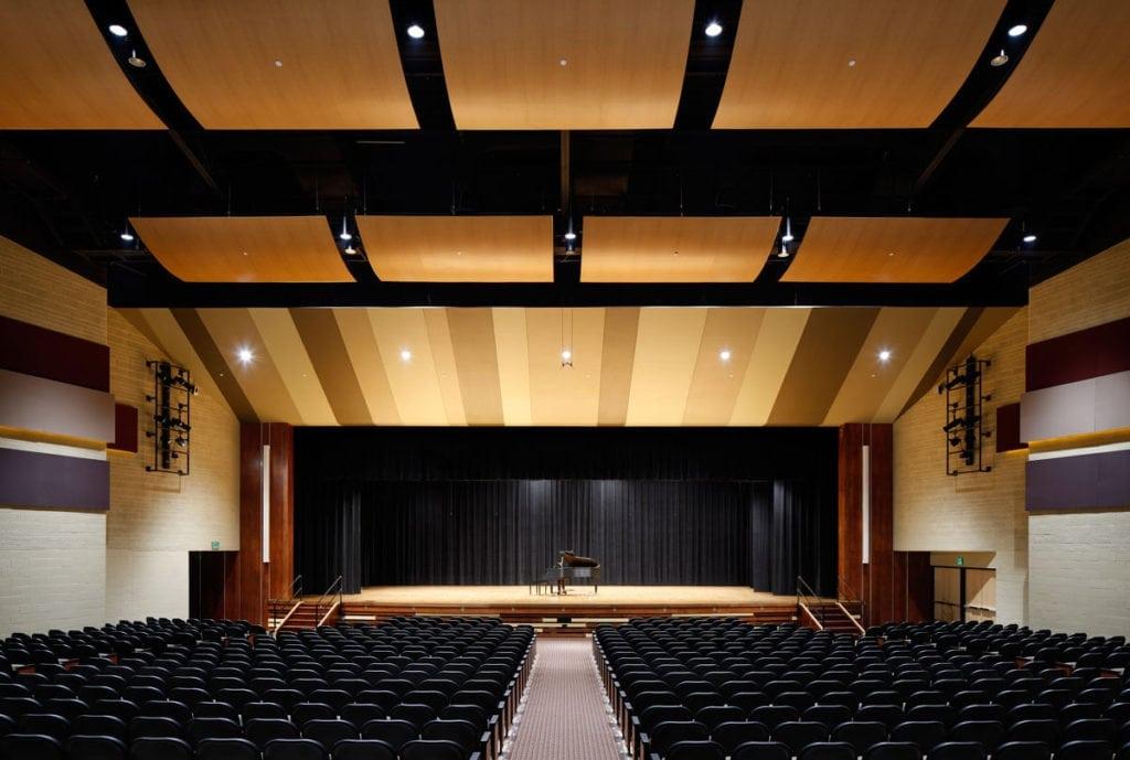 West High School Auditorium Renovation